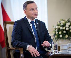 Andrzej Duda zaliczył spadek. Najnowszy sondaż CBOS