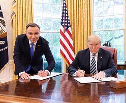 Drwiny z Andrzeja Dudy. Prawicowy publicysta kpi ze zdjęcia z Białego Domu