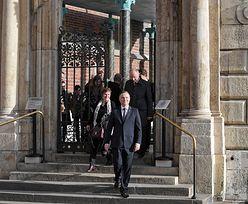 Kraków: Prezydent Andrzej Duda modlił się przy grobie Marii i Lecha Kaczyńskich