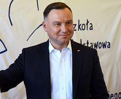 Wyniki wyborów parlamentarnych 2019 (exit poll). Prezydent Andrzej Duda: dziękuję wszystkim moim rodakom