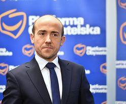 Borys Budka skrytykował rzecznika dyscyplinarnego. Będzie wniosek o uchylenie immunitetu