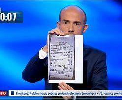 Paragon Borysa Budki. Polityk PO pozwał TVP