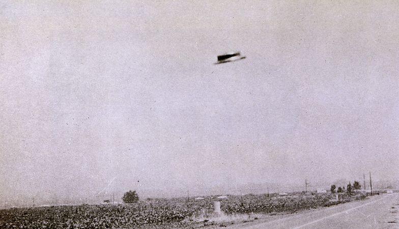 UFO nad Wielką Brytanią. Rząd udostępni tajne nagrania