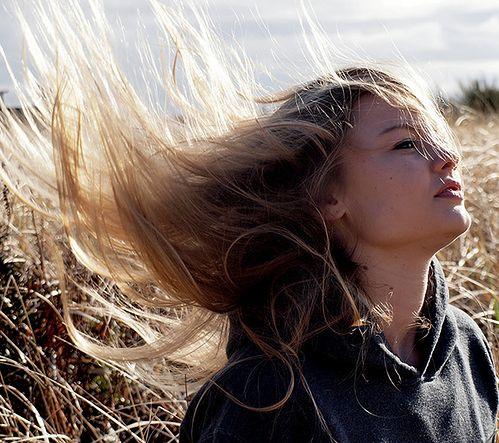 Pomysł na długie włosy - pielęgnacja