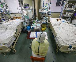 Liczba ofiar koronawirusa przekroczyła 700 osób. W Chinach zmarł pierwszy obcokrajowiec