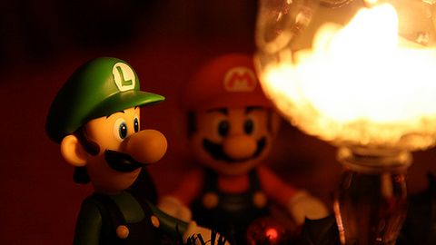 Codzienne życie Mario i Luigiego