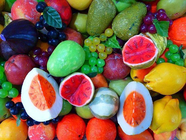 Owoce zamiast soków owocowych