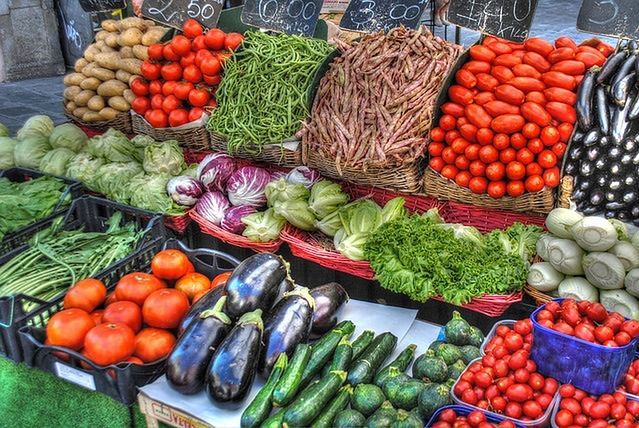 Jedz więcej białek i warzyw