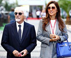Bernie Ecclestone znowu będzie ojcem. Były szef Formuły 1 ma już 89 lat