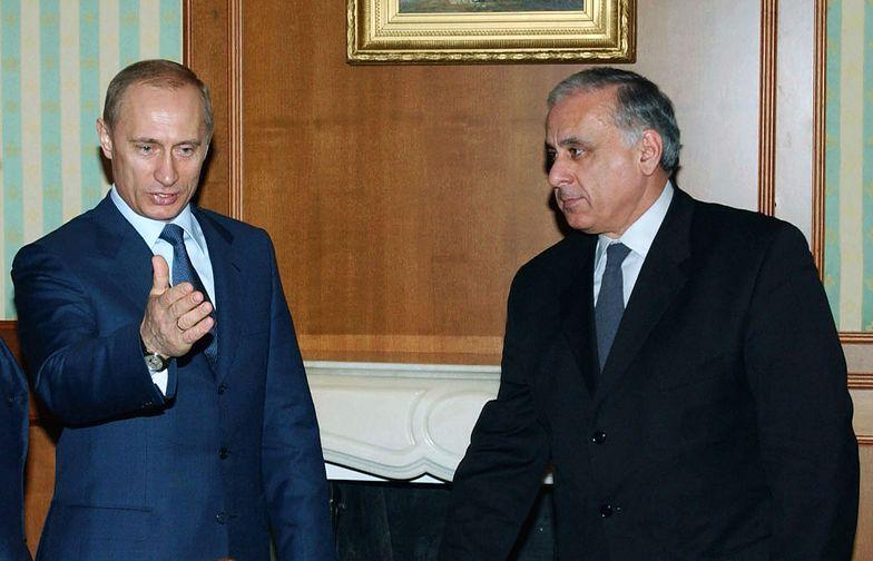 Gennadi Gagulia był członkiem rosyjskiej delegacji