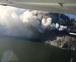 Myśleli, że ten wulkan już nie wybuchnie. To jego pierwsza erupcja w historii