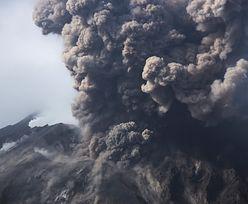 Wulkan Ulawan (Ulawun) wybuchł. Tysiące ludzi uciekają