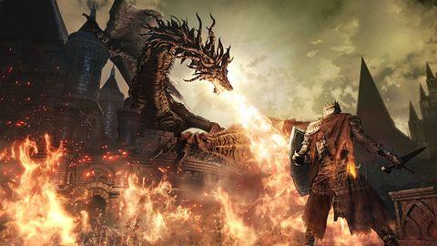 Zamawiając Dark Souls 3 na Xboksa One, Dark Souls z 360 dostaniecie w prezencie