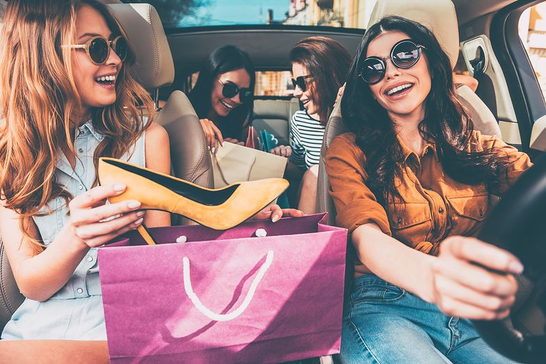 4 typy zakupowej osobowości kobiet. Jesteś jednym z nich?