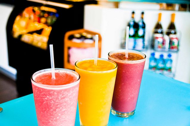 Kalorie zawarte w napojach