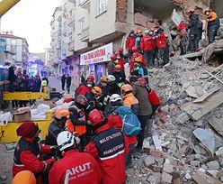 Trzęsienie ziemi w Turcji. Opłakane skutki klęski żywiołowej
