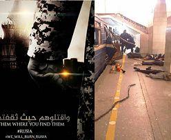 """""""Rosja spłonie"""". ISIS wypuściło plakaty z groźbą jeszcze przed zamachem"""