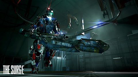 Wymyśl broń, która pasowałaby do The Surge i zdobądź egzemplarz gry na PC, PS4 lub Xboksa One [Konkurs]