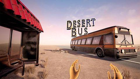 Desert Bus doczekał się wersji na wirtualną rzeczywistość