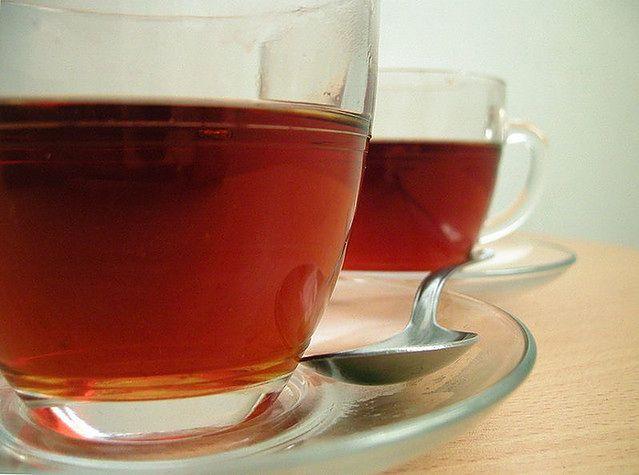 Zwiększ spożycie herbaty