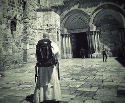 """O. Adam Szustak doszedł do Jerozolimy. """"Grób ciągle jest pusty"""""""