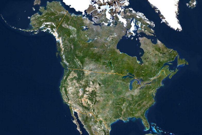 USA. Masowe zatrzymania Irańczyków na granicy z Kanadą
