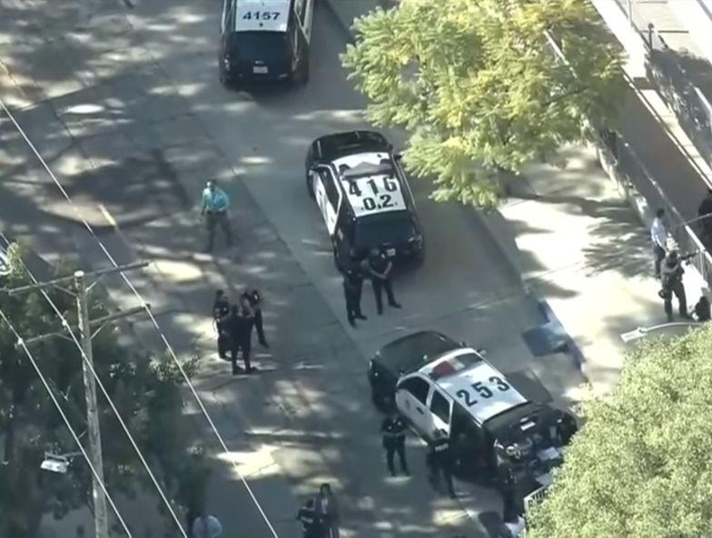 12-latka upuściła plecak z pistoletem w środku. Postrzeliła 4 kolegów