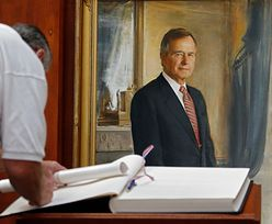 Trumna z ciałem Busha stanie na Kapitolu. Pożegnanie 41. prezydenta