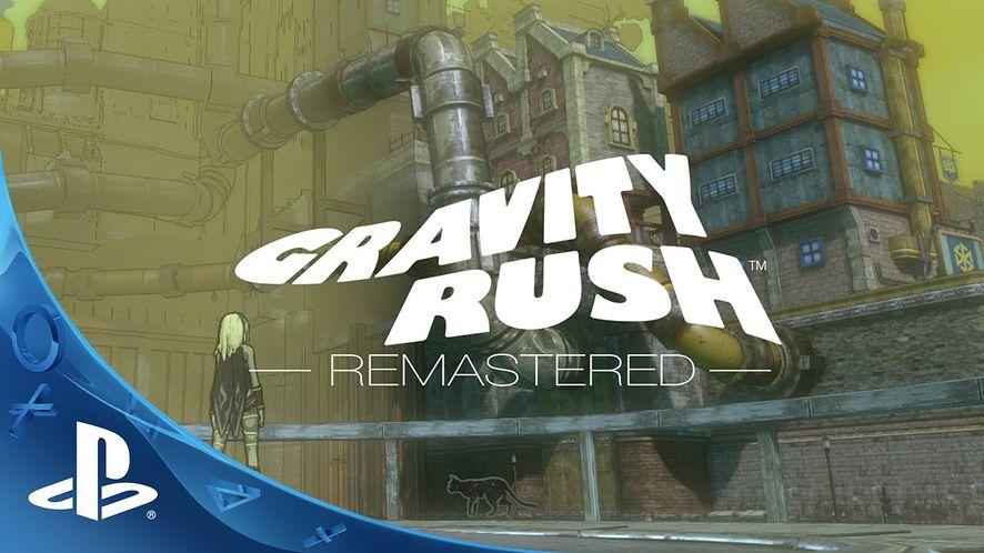 Gravity Rush Remastered z nową datą premiery