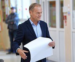 Donald Tusk komentuje wynik wyborów: gratuluję tym, którzy poszli do urn