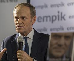 """Donald Tusk znów zaskoczył. Jego słowa wywołały burzę: """"Nie polexit, tylko wypierpol"""""""