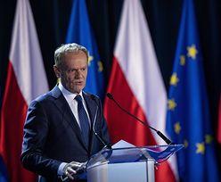 """Jean-Claude Juncker oburzony materiałem """"Wiadomości"""" o Donaldzie Tusku"""