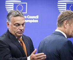 Niemiecki dziennik: Orban pierwszym wyzwaniem dla Tuska jako szefa EPL