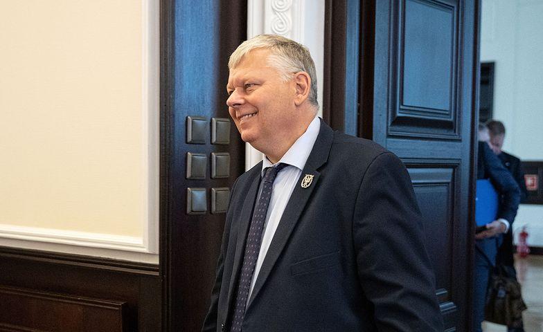 Wyniki wyborów 2019. Marek Suski: jest rząd, wciąż pracuje poprzedni Sejm i sytuacja jest stabilna