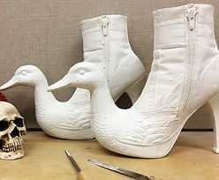 Gdyby Salvador Dali robił buty, wyglądałyby tak
