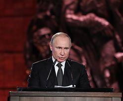 """Jerozolima. Władimir Putin krytykuje polityczne wykorzystywanie Holokaustu. """"To niedopuszczalne"""""""