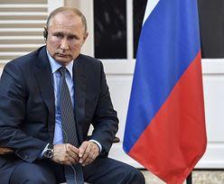 Rosja. Władimir Putin gotowy użyć siły