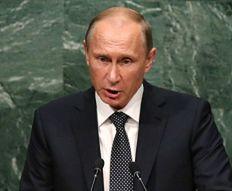 Putin wysyła swoich żołnierzy na wojnę