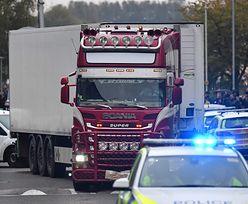 Anglia. Auto ciężarowe z 39 ciałami w Essex. Podejrzani na wolności