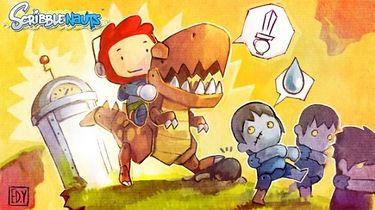 Scribblenauts na Wii U? Jestem na tak