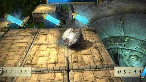 Kulka i logiczne wyzwanie - nowa pozycja na PS Vita [Galeria]