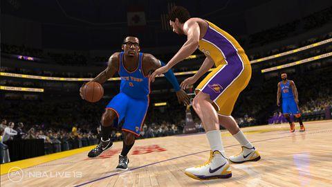 NBA Live 13 nie w pudełku, a w cyfrowej dystrybucji? To wciąż plotka, aczkolwiek być możne poznaliśmy cenę