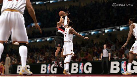 EA Sports przeprasza za NBA Live 14