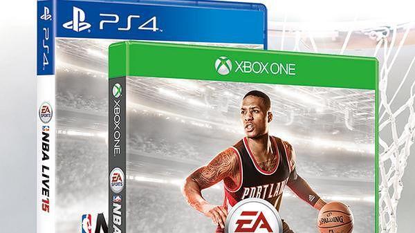 Premiera NBA Live 15 przełożona