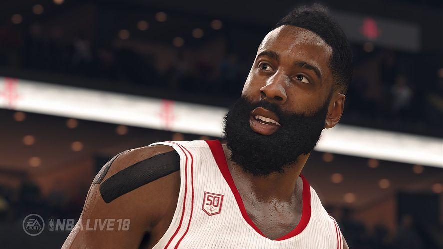 NBA Live 18 – recenzja. Druga liga