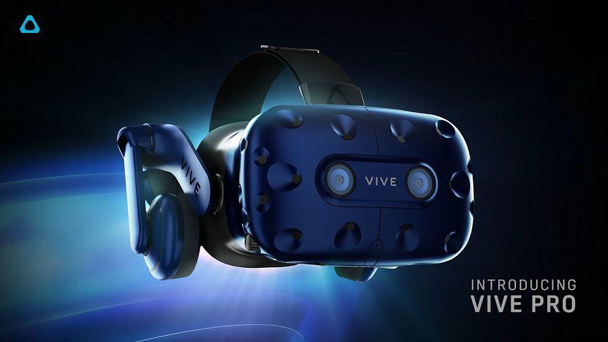 HTC Vive też doczeka się swojej wersji Pro. I pozbędzie się kabli