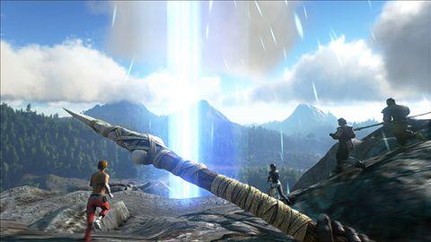ARK: Survival Evolved ma w sobie coś z Turoka