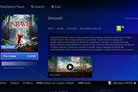 Data Unravel? Czemu nie - PSN zdradza premiery kilku gier