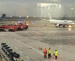 Polak sparaliżował ruch na lotnisku w Hanowerze. Nowe fakty