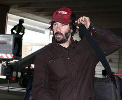 Keanu Reeves nie dotarł na miejsce. Przerwany rejs 5223 United Express